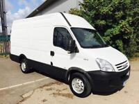 IVECO DAILY 35s12 2.3TD MWB 2006 56REG VERY LOW MILES!!!!!