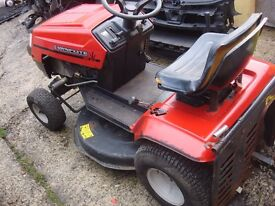 for sale garden tractor mtd lawnflite model 604 full working