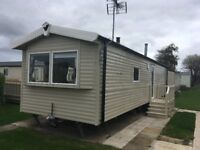 Willerby Vacation 35x10x3 on a 5* park in North Wales. Site fees until until March 19. A must see !!