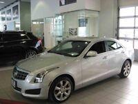 2014 CADILLAC ATS Sedan AWD Turbo Luxury*0,9%*