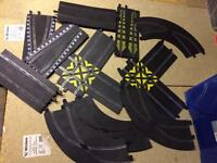 Scalextric huge job lot cars and track