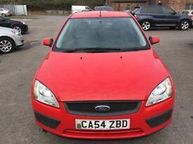 Ford Focus 1.4 LX 5dr 2005 (54 reg), Hatchback (30 days warranty)£1999