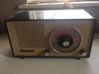 Vintage Phillips Radio