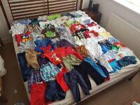 Boys Clothes - 12-18 months - Clothes bundle