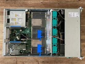 Intel 2U Server - 2x E5-2620 - 32GB RAM - LSI 9260 4i RAID Card