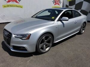 2014 Audi S5 Technik, Automatic, Navigation, Leather, AWD