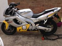 Must be the best remaining example of a Yamaha Thundercat in the country, please read full ad.