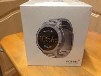Fossil Q Founder Smart Watch.
