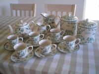 Country vine crockery from BHS