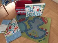Next traffic children's bedroom