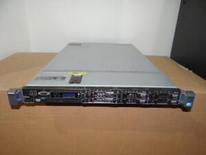 DELL R630 Server 2xE5-2640-V3 2.60GHz 256GB 2X200GB SSD 6X1.2TB SAS 10K  PERC-H730 RAID
