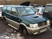Nissan Terrano 2.7 2002 For Breaking