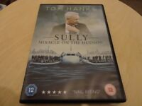 Sully: Miracle on the Hudson DVD Movie