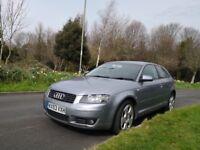 Audi A3 low millege, offers/ swap
