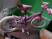 Apollo Popstar girls bike great condition £20