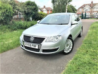 2009 Volkswagen Passat 2.0 TDI CR Highline 4dr --- Manual --- Part Exchange Welcome --- Drives Good