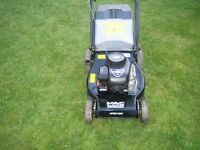 MAC ALLISTER PETROL LAWNMOWER FOR SALE