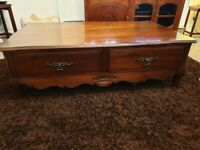 Rosewood antique Coffee table