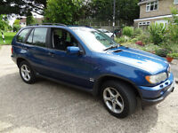 BMW X5 4X4 JEEP WITH LPG GAS VERY CHEAP TO RUN
