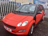 2006 SMART FORFOUR PURE ++ ELECTRIC WINDOWS ++ CD ++ AIR CON ++ FEBRUARY MOT.