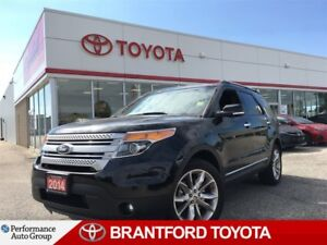 2014 Ford Explorer 52000 km's, AWD, Leat, Navi, Pano Sunroof