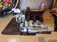 Mauser Spezial Industrial overlocker