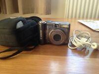 Canon Powershot A590 8.0 mega pixels