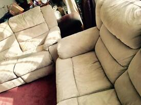 2-seater electric recliner - NOW SOLD