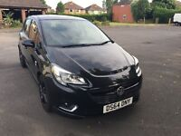 Vauxhall Corsa 1.4L Limited Edition!