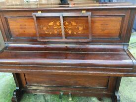 Broadwood Overstrung Grand Piano