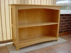 JOHN LEWIS BEECH BOOKCASE / SHELF/ BOOK CASE