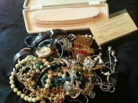 Joblot costume jewellry