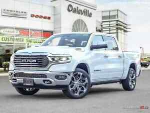 2019 Ram All-New 1500 LARAMIE LONGHORN | NAV | SUNROOF | BLIND S