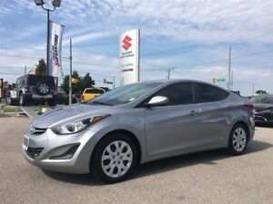 2015 Hyundai Elantra GL ~Heated Seats ~Quiet & Well-Built Cabin
