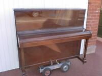 Danemann small piano suit beginner £170 can deliver tuned