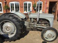 1949 Ferguson TEA20 Petrol Tractor