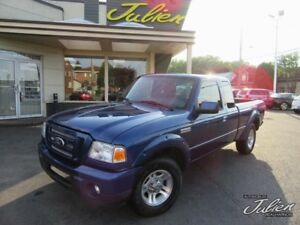 2010 Ford Ranger Sport - AIR CLIMATISE, KING CAB
