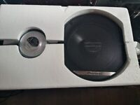 Pioneer TS-G1720F 240W 17cm 2-way Coaxial Speakers With Grills