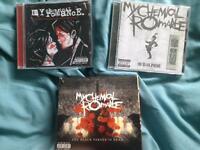 MCR my chemical romance CD + DVD bundle