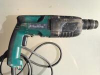 Makita sds drill HR2450 780w 240v