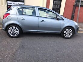 Very clean Vauxhall Corsa used in a very clean manner and looked after, no scratches and dents