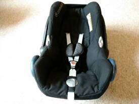 Masi Cosi with Bugaboo adaptors