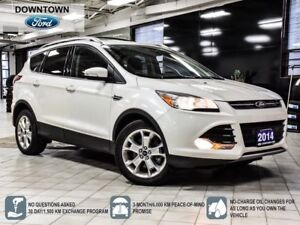 2014 Ford Escape Titanium - NAV | Pano Moon Roof | Leather Pack