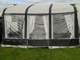Caravan awning Bradcot Aspire Air 390