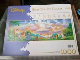Puzzles 1000