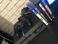 PlayStation 4 1TB & Games