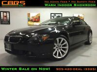 2006 BMW 650 i || Executive Package | Nav | P D C