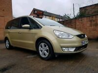 2007 Ford Galaxy Ghia 1.8 TDCI 6G - 7 Seater - Low Mileage - Leather Seats - 3 Months Warranty