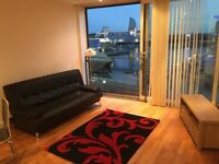2 bedroom 2 bathroom Apartment with Parking in Prestigious City Lofts on the Quays