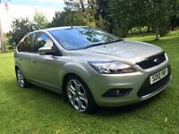 FORD FOCUS 2L Diesel, Titanium, selling my pride and joy due to new company car. Viewing Essential!